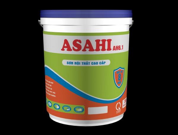 Sơn nội thất cao cấp Asahi