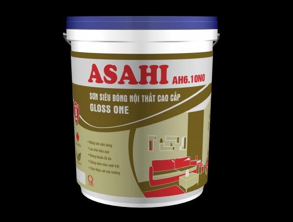 Sơn siêu bóng nội thất cao cấp Asahi