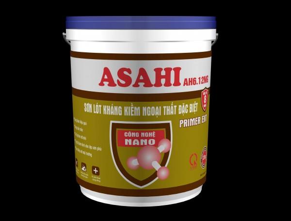 Sơn lót kháng kiềm ngoại thất Asahi