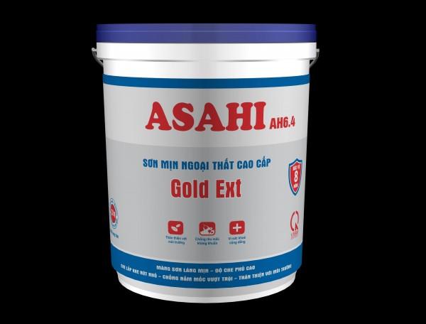 Sơn mịn ngoại thất cao cấp Asahi