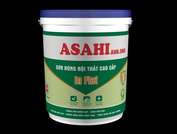 Sơn bóng nội thất cao cấp Asahi