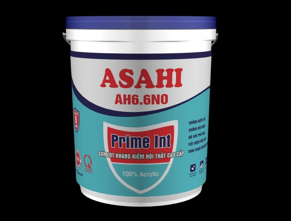 Sơn lót kháng kiềm nội thất Asahi