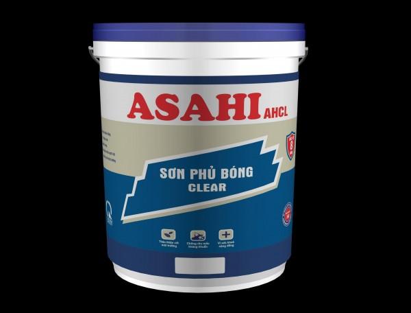 Sơn phủ bóng Asahi