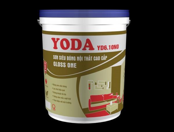 Sơn siêu bóng nội thất cao cấp Yoda