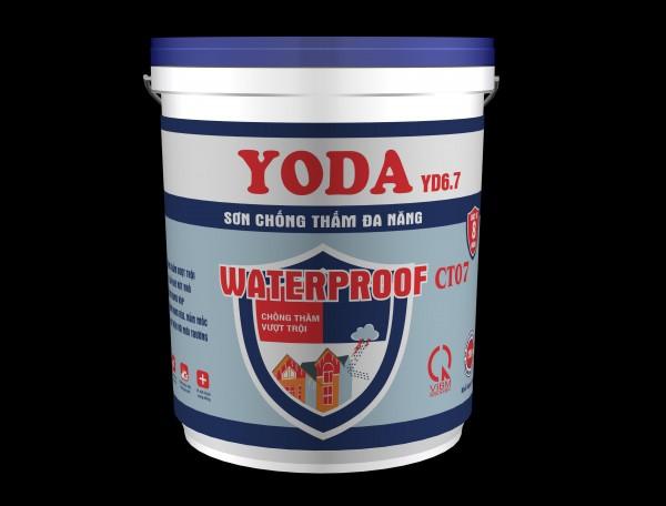 Sơn chống thấm đa năng Yoda
