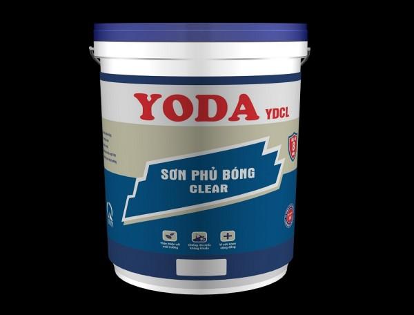 Sơn phủ bóng Yoda
